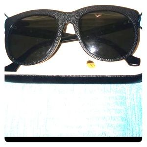 NWOT balenciaga sunglasses